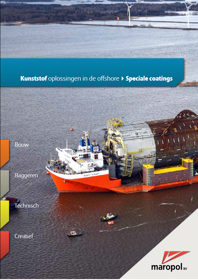 Offshore speciale coatings